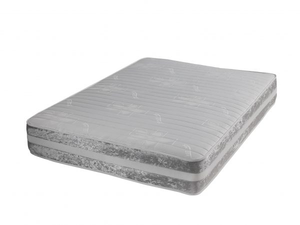 Wise Choice Richmond Grey Mattress